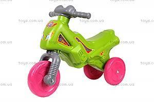 Детская каталка-мотоцикл «Мини-байк», 4425, фото