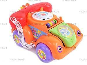 Детская каталка «Телефончик», 705P, отзывы
