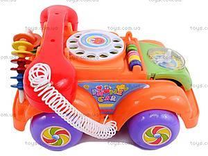 Детская каталка «Телефончик», 705P, цена