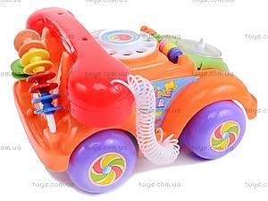 Детская каталка «Телефончик», 705P, игрушки