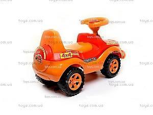 Детская каталка-толокар «Джип», 105, магазин игрушек
