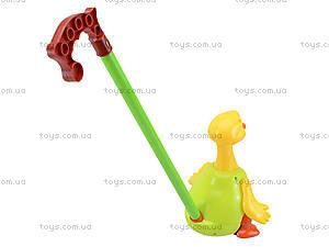 Детская каталка «Утка и утятки», 888, игрушки