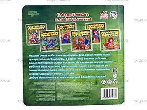 Детская книга «Дюймовочка» с пазлами, А13565У, фото