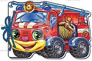 Детская книга «Пожарная машина», М333013У
