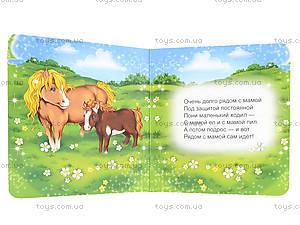 Детская книжка-мини «Первые шаги», Талант, купить