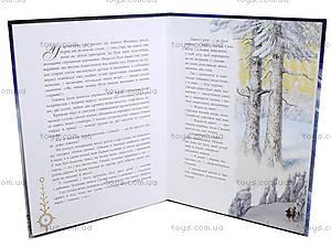 Детская книжка З. Топелиуса «Зимняя сказка», Р128009УР17177У, фото