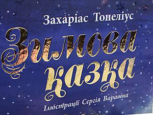 Детская книжка З. Топелиуса «Зимняя сказка», Р128009УР17177У, отзывы