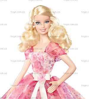 Детская коллекционная кукла Барби «Особый день рождения», BCP64, купить