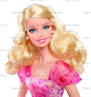 Детская коллекционная кукла Барби «Особый день рождения», BCP64, отзывы