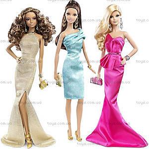 Детская коллекционная кукла Барби «Высокая мода», BCP86