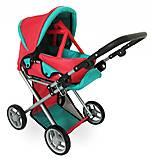 Детская коляска 2 в 1 с люлькой «Mary», 9346RG