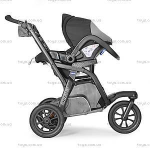 Детская коляска «3 в 1» Trio Activ3, цвет серый, 79270.47, игрушки