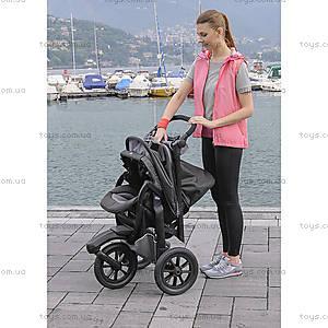 Детская коляска «3 в 1» Trio Activ3, цвет серый, 79270.47, детские игрушки