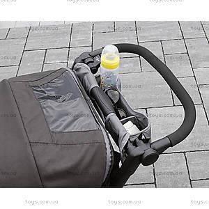 Детская коляска «3 в 1» Trio Activ3, цвет серый, 79270.47, магазин игрушек