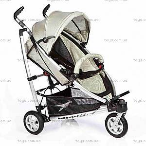 Детская коляска Buggster S Air, carbo/pebble, T-06BUGG-S-AIR-CKI
