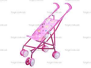 Детская коляска для куклы «Фея», 2711, купить