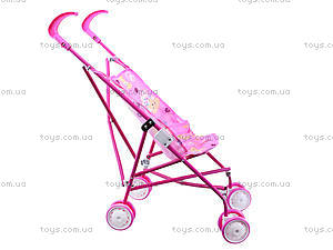 Детская коляска для куклы «Фея», 2711, фото