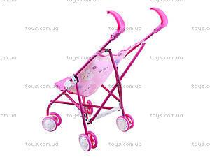 Детская коляска для куклы «Фея», 2711, цена
