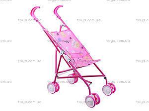 Детская коляска для куклы «Фея», 2711, игрушки
