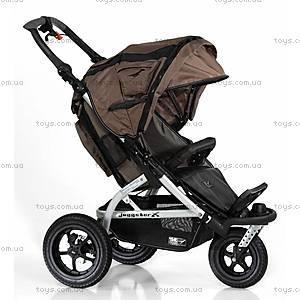 Детская коляска Joggster X Twist, carbo/mud, T-12/10JOGGX-CSL