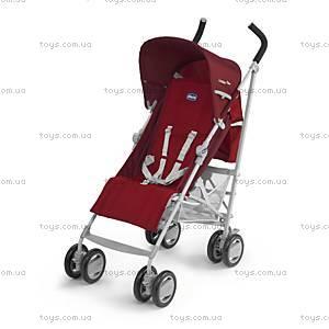 Детская коляска London Up Stroller, темно-красная, 79251.70