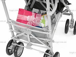 Детская коляска London Up Stroller, темно-красная, 79251.70, игрушки