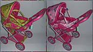Детская коляска Melogo для кукол, 9346, купить