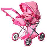 Детская коляска Melogo для кукол, 9346, toys.com.ua