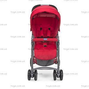 Детская коляска Simplicity Plus Top, красная, 79482.70, купить