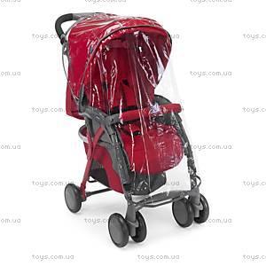 Детская коляска Simplicity Plus Top, красная, 79482.70, фото