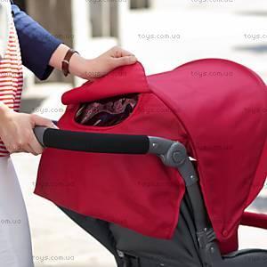 Детская коляска Simplicity Plus Top, красная, 79482.70, отзывы