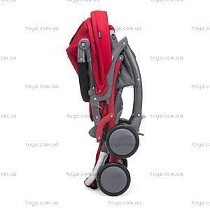 Детская коляска Simplicity Plus Top, красная, 79482.70, цена