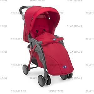 Детская коляска Simplicity Plus Top, красная, 79482.70, игрушки
