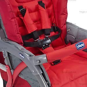 Детская коляска Simplicity Plus Top, красная, 79482.70, магазин игрушек