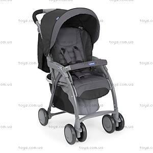 Детская коляска Simplicity Top, серая, 79482.99