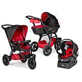 Детская коляска Trio Activ3 «3 в 1», красная, 79270.78, купити