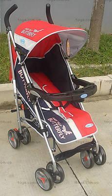 Детская коляска-трость, BF-408-2 RED+