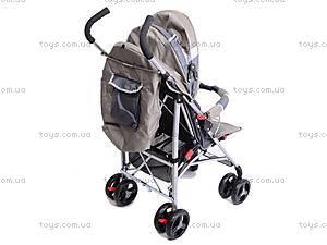 Детская коляска-трость Light Brown, BT-SB-0002 LI, купить