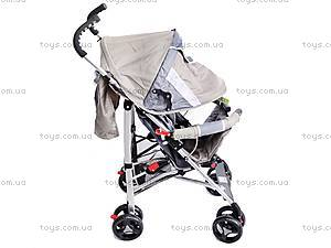 Детская коляска-трость Light Brown, BT-SB-0002 LI, детские игрушки