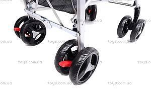 Детская коляска-трость Light Brown, BT-SB-0002 LI, toys.com.ua