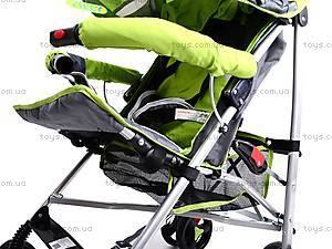 Детская коляска-трость Light Green, BT-SB-0002 LI, детские игрушки