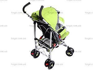 Детская коляска-трость Light Green, BT-SB-0002 LI, магазин игрушек