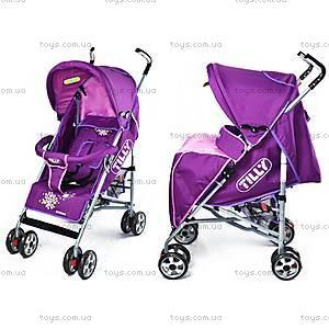 Детская коляска-трость Spring, фиолетовая, BT-SB-0003 PU