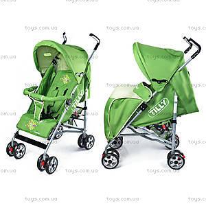 Детская коляска-трость Spring, зеленая, BT-SB-0003 GR