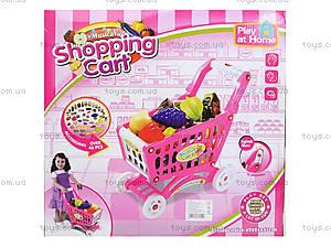 Детская корзина «Супермаркет» с аксессуарами, 661-78, фото