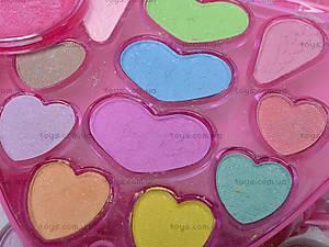 Детская косметика «Сердце», 10236C, игрушки