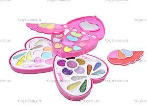 Детская косметика «Сердце», 10236C, детские игрушки