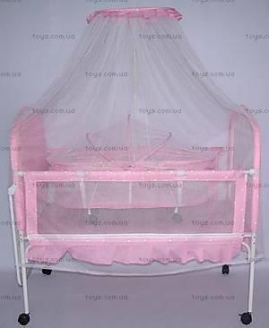 Детская кровать, с люлькой, 9352-002