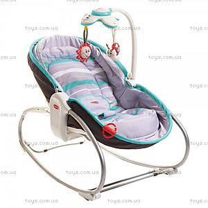 Детская кроватка-качалка «Мамина любовь», 1802606130, фото
