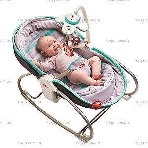 Детская кроватка-качалка «Мамина любовь», 1802606130